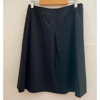 マッキントッシュフィロソフィー(MACKINTOSH PHILOSOPHY)のMACKINTOSH PHILOSOPHY マッキントッシュ スカート毛100%(ひざ丈スカート)