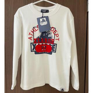 エクストララージ(XLARGE)の新品正規品⭐︎120cm XLARGE(Tシャツ/カットソー)