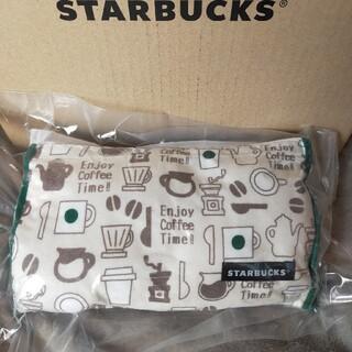 スターバックスコーヒー(Starbucks Coffee)のスターバックス福袋2021 トライアングルクッション 新品未開封品 (クッション)