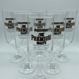 サントリー(サントリー)のSUNTORY The PREMIUM MALT'S beer glass(グラス/カップ)