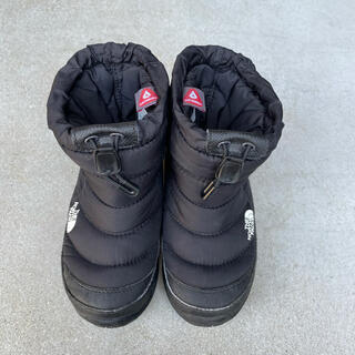 THE NORTH FACE - THE NORTH FACE ヌプシ ブーツ 19cm