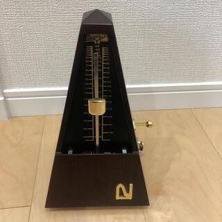 ニッコー(NIKKO)のニッコー 木製メトロノーム(その他)