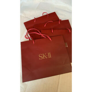 エスケーツー(SK-II)のショッパー sk2(ショップ袋)