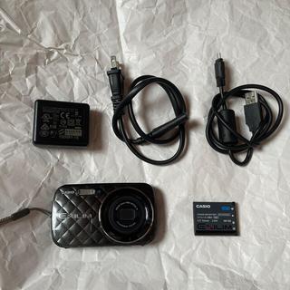 カシオ(CASIO)の【CASIO】 デジタルカメラ(コンパクトデジタルカメラ)