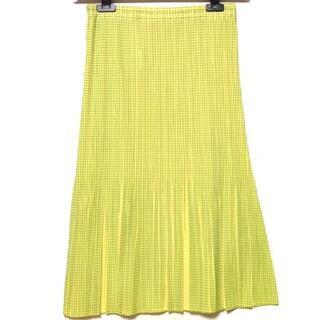 プリーツプリーズイッセイミヤケ(PLEATS PLEASE ISSEY MIYAKE)のプリーツプリーズ ロングスカート 5 XS -(ロングスカート)