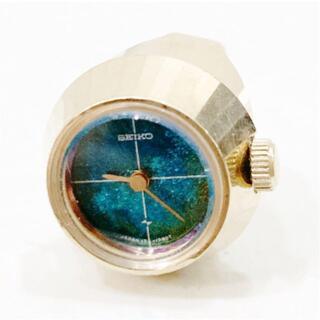 セイコー(SEIKO)のSEIKO セイコー 手巻 動作確認済み リング 時計(リング(指輪))
