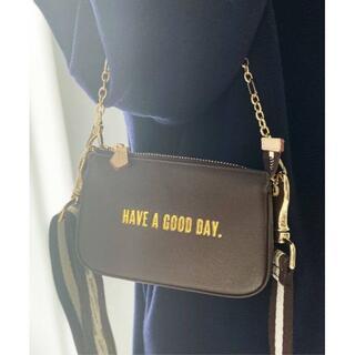 アパルトモンドゥーズィエムクラス(L'Appartement DEUXIEME CLASSE)の値下げ☆GOOD GRIEF Cellular phone Bag(その他)