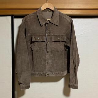 ダブルアールエル(RRL)の希少 60s' 2nd type corduroy tracker jacket(Gジャン/デニムジャケット)