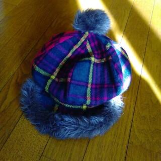 ザラ(ZARA)のデザイン帽子(キャップ)