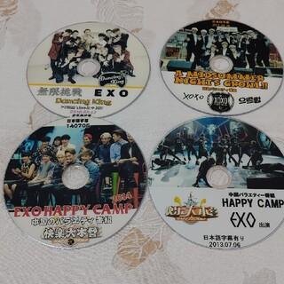 エクソ(EXO)のRose様専用EXO DVD 7枚セット        (ミュージック)