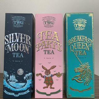 16200円相当 TWG 高級紅茶3本セット(茶)
