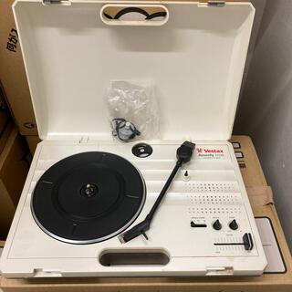 デノン(DENON)のベスタックス vestax ポータル レコード プレイヤー ターンテーブル(ターンテーブル)