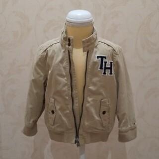 トミーヒルフィガー(TOMMY HILFIGER)の美品 トミーヒルフィガー フード付きジャケット(ジャケット/上着)