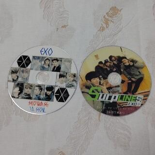 エクソ(EXO)のEXO DVDセット (ミュージック)