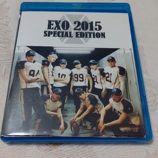 エクソ(EXO)のEXO ブルーレイ 2015SPECIAL EDITION(ミュージック)