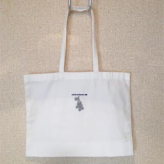 ミナペルホネン(mina perhonen)の【未使用】 ミナペルホネン  ショップバッグ 小サイズ(トートバッグ)