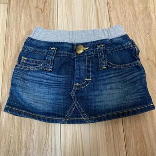リー(Lee)のLee デニムスカート サイズ110(スカート)
