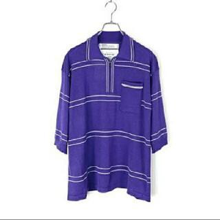 サンシー(SUNSEA)のdairiku ポロシャツ ニットポロ(ポロシャツ)