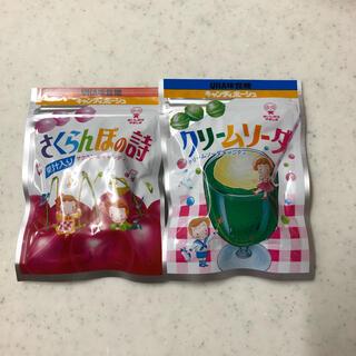 ユーハミカクトウ(UHA味覚糖)の味覚糖 さくらんぼの詩 クリームソーダ各1袋(菓子/デザート)
