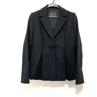 フォクシー(FOXEY)のフォクシー ジャケット サイズ38 M - 黒(その他)