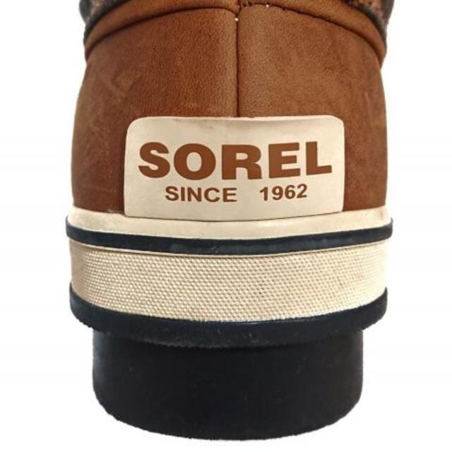 SOREL(ソレル)のソレル ブーツ 6 レディース キルティング レディースの靴/シューズ(ブーツ)の商品写真
