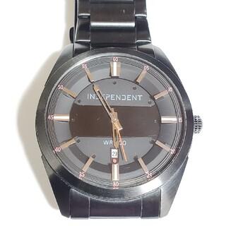 インディペンデント(INDEPENDENT)のINDEPENDENT WR-100(腕時計(デジタル))