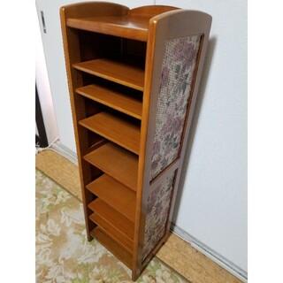カリモクカグ(カリモク家具)のリメイク、karimoku スリッパラック(玄関収納)