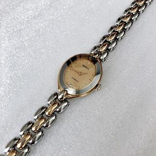 ラドー(RADO)の電池交換済 RADO  FLORENCE レディースクォーツ時計 予備コマあり(腕時計)