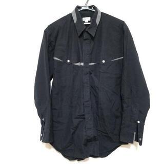 フィッチェ(FICCE)のフィッチェ 長袖シャツ サイズM メンズ 黒(シャツ)
