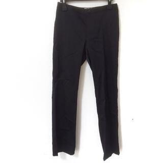 イッセイミヤケ(ISSEY MIYAKE)のイッセイミヤケ パンツ サイズ1 S - 黒(その他)