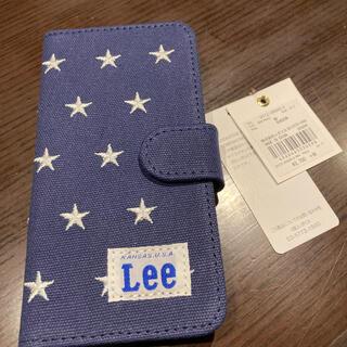 リー(Lee)のlee スマホケース 未使用(iPhoneケース)