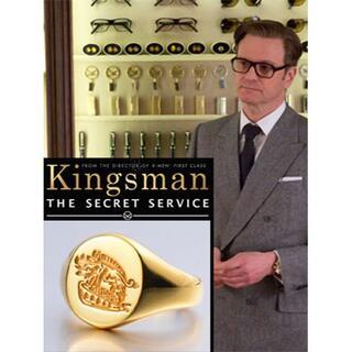未使用品 映画 Kingsman キングスマン 13号 指輪 1点(リング(指輪))