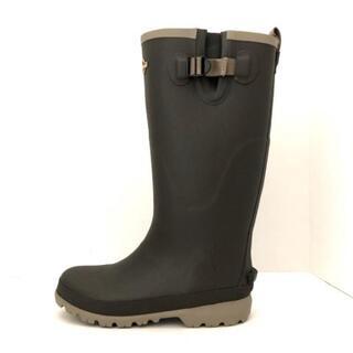 モンベル(mont bell)のモンベル レインブーツ 26 メンズ美品 (長靴/レインシューズ)