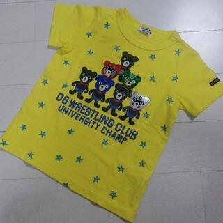 ダブルビー(DOUBLE.B)のミキハウス ダブルビー レスリングTシャツ 100(Tシャツ/カットソー)
