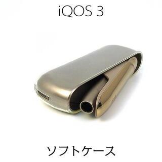 IQOS3 / IQOS3 DUO アイコス ソフトケース TPU クリア(タバコグッズ)