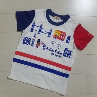 ミキハウス(mikihouse)のミキハウス ロンドンバス Tシャツ 100(Tシャツ/カットソー)