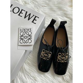 ロエベ(LOEWE)のロエベ フラットシューズ アナグラム(ローファー/革靴)
