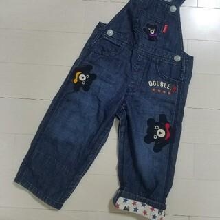 ダブルビー(DOUBLE.B)の専用 ミキハウス ダブルビー サロペット 90(Tシャツ/カットソー)