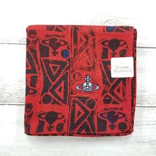 Vivienne Westwood - Vivienne Westwood オーブ刺繍 メンズハンカチ
