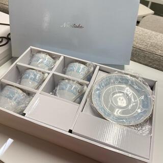 ノリタケ(Noritake)の未使用⭐️ノリタケ カップ&ソーサー 5客セット(食器)