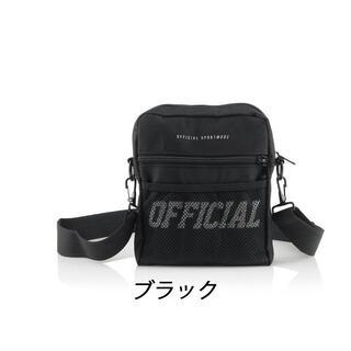 ロンハーマン(Ron Herman)の新品☆☆Official オフィシャル Melrose ショルダーバッグ(ショルダーバッグ)