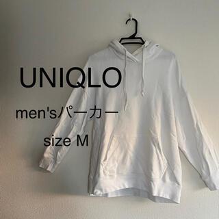 ユニクロ(UNIQLO)のユニクロ men'sパーカー(パーカー)