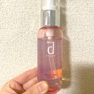 ディープログラム(d program)のdプログラム モイストケアローション(化粧水/ローション)