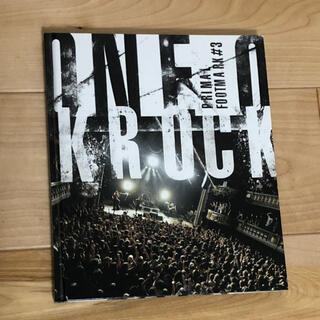 ワンオクロック(ONE OK ROCK)のONE OK ROCK PRIMAL FOOT MARK #3(音楽/芸能)