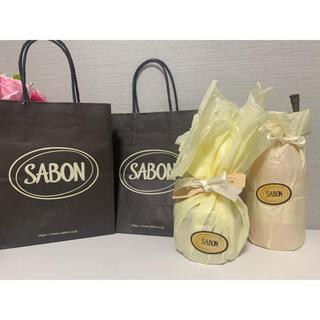 サボン(SABON)のプレゼントキット(ショップ袋)
