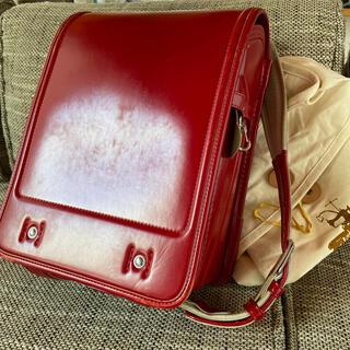 ツチヤカバンセイゾウジョ(土屋鞄製造所)の土屋鞄ランドセル 赤(ランドセル)