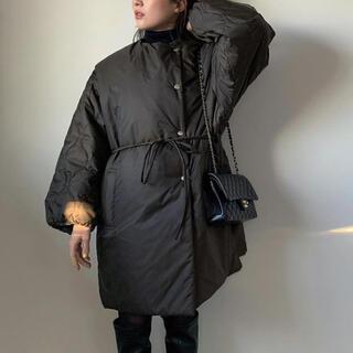 プラージュ(Plage)の今季 casa flineカーサフライン 大人気 再生ポリエステル中綿コート(ダウンジャケット)