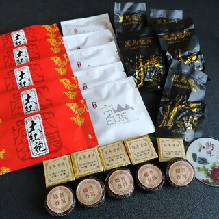 人気中国茶 5種25包(茶)