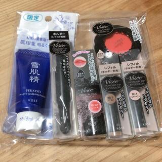 コーセー(KOSE)のKOSE  コスメ チーク リップ アイカラー 洗顔 雪肌精(コフレ/メイクアップセット)