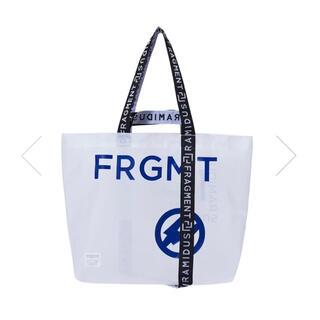 フラグメント(FRAGMENT)の定価以下 FRAGMENT DESIGN RAMIDUS TOTE BAG L(トートバッグ)